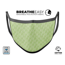 The Sage Strands of Grass - Made in USA Mouth Cover Unisex Anti-Dust - Le Miller Store