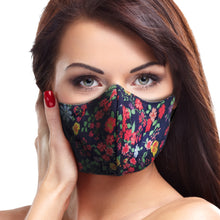 Colorful Floral Face Mask - Le Miller Store