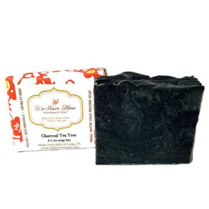 Activated Charcoal Tea Tree Soap - Le Miller Store