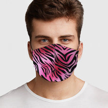 Pink Tiger Face Cover - Le Miller Store