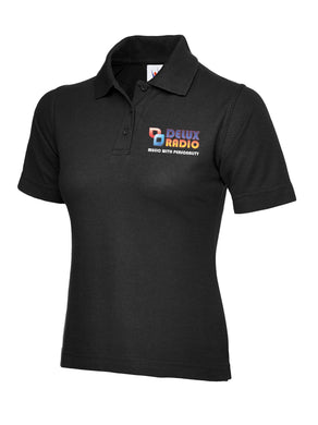 DELUX Radio Ladies Polo-Shirt