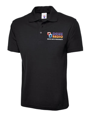 DELUX Radio Men's Classic Polo-Shirt