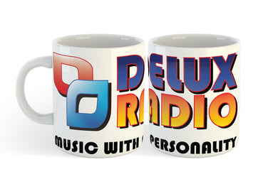DELUX Radio Mug - Music with Personality!