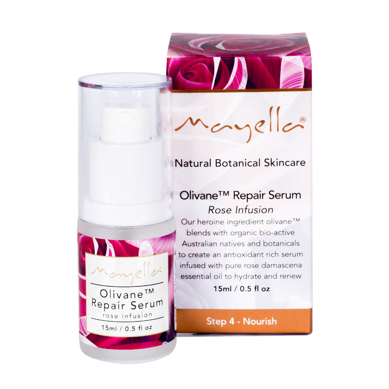 Mayella Olivane Repair Serum - Rose Infusion