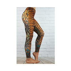 CHIMERA II - Full Length Leggings