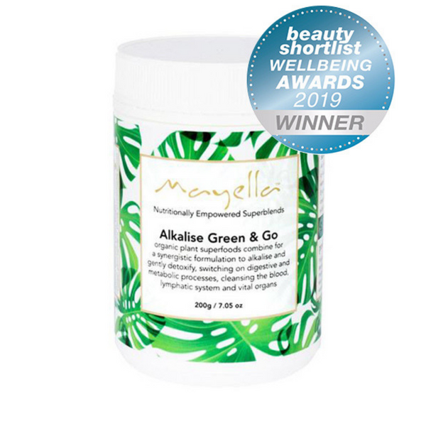 Alkalise Green & Go Formulated Blend