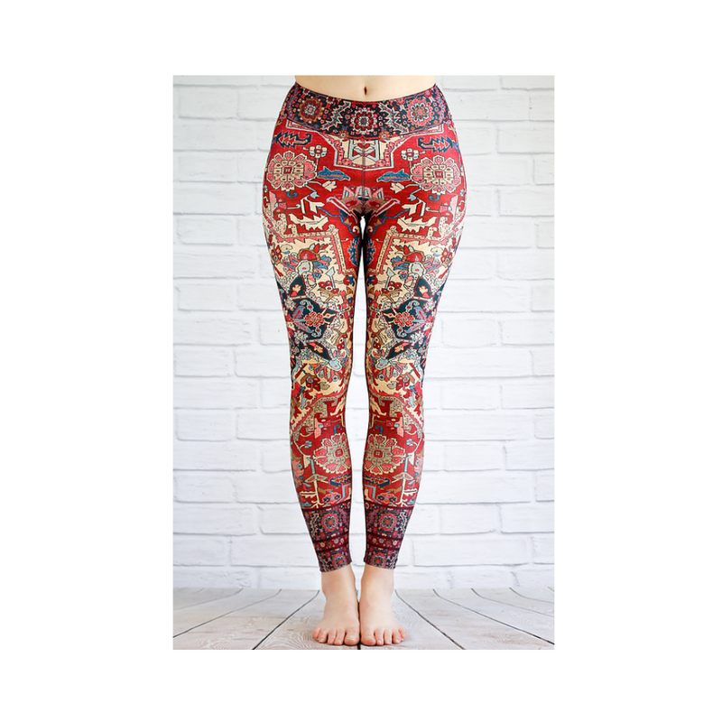 PERSIA - Full Length Leggings