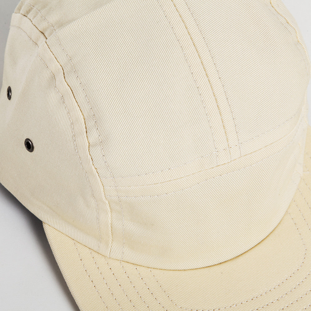 Solid Summer Twill Cap Corn