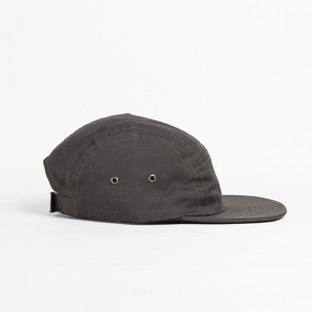 Solid Summer Twill Cap Olive