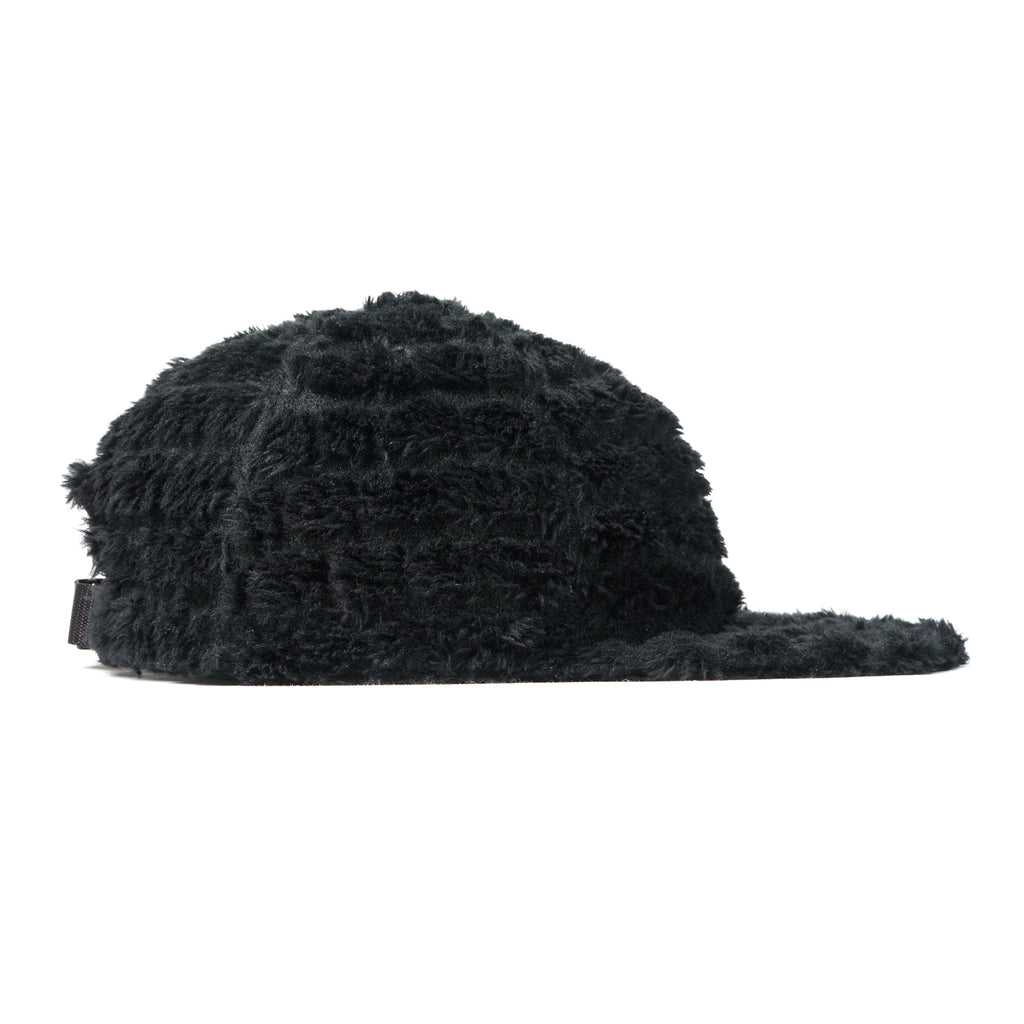 Black FuzzTec Ball Cap