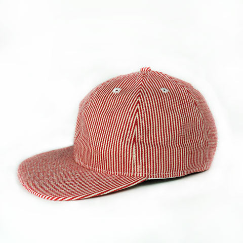 Red Hickory Ball Cap
