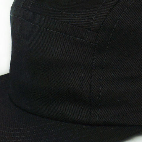 Black Camp Cap Youth