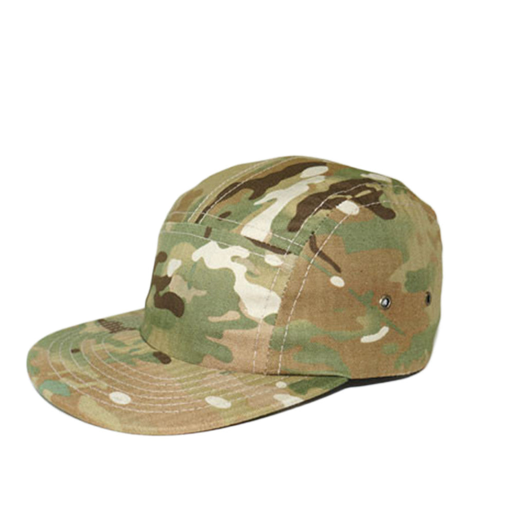 Hippie Camo Camp Cap Youth