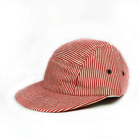 Red Hickory Camp Cap Baby