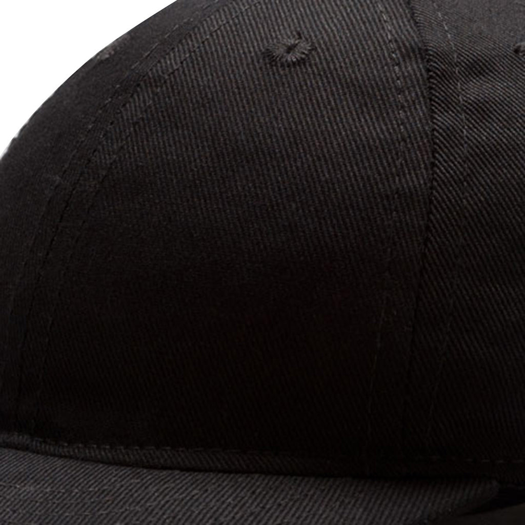 Black Ball Cap Adult