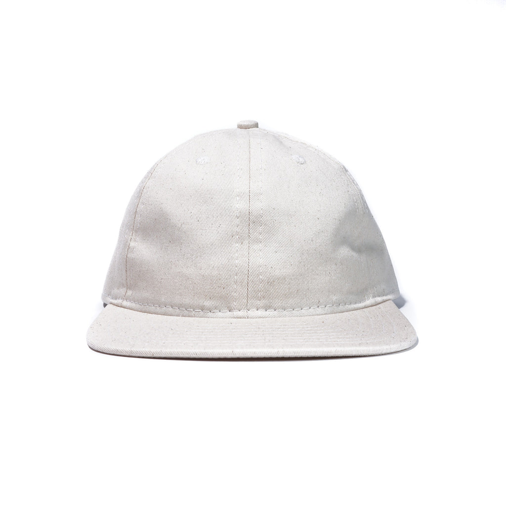 Natural Cotton Twill Ball Cap