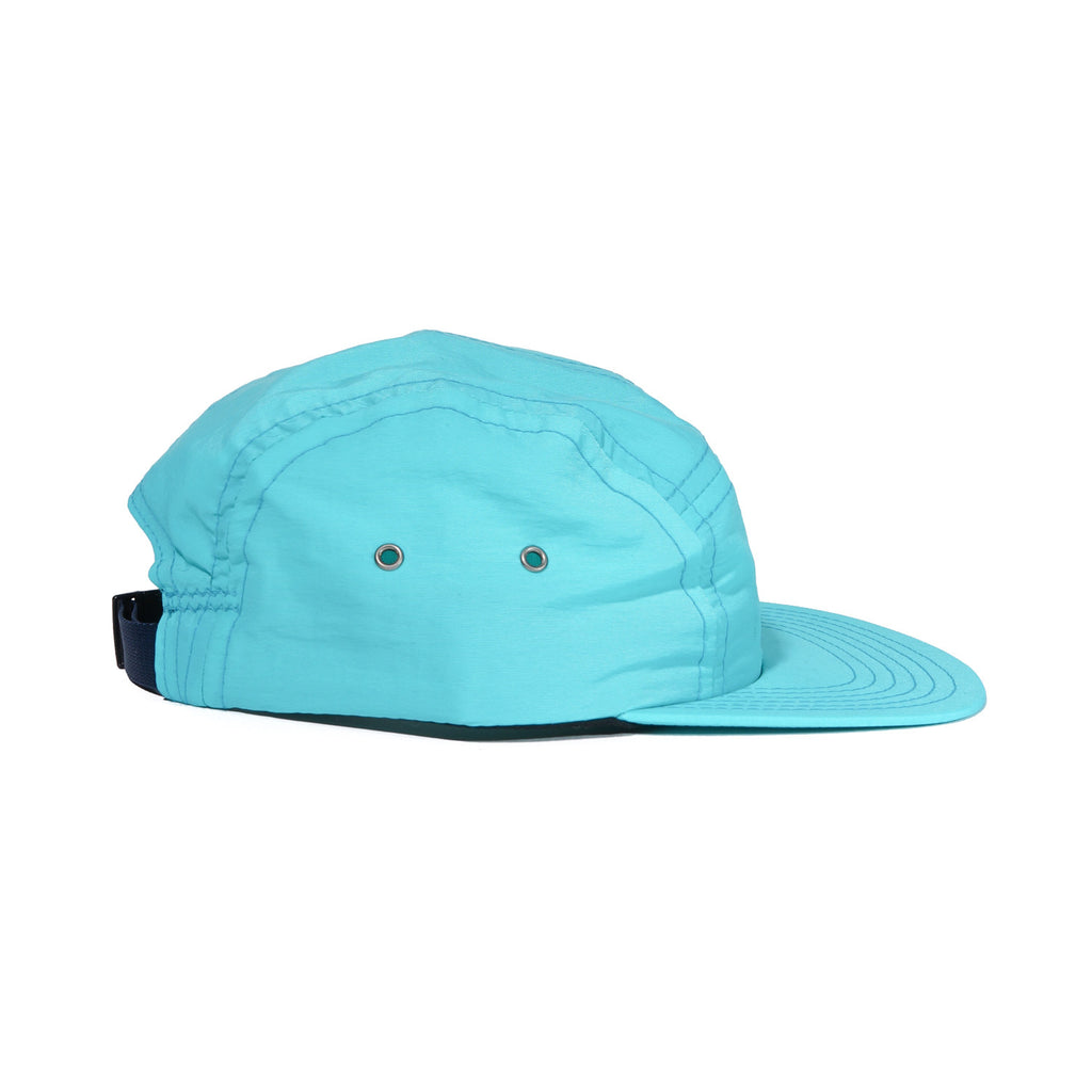 Teal Hype-Lite Camp Cap