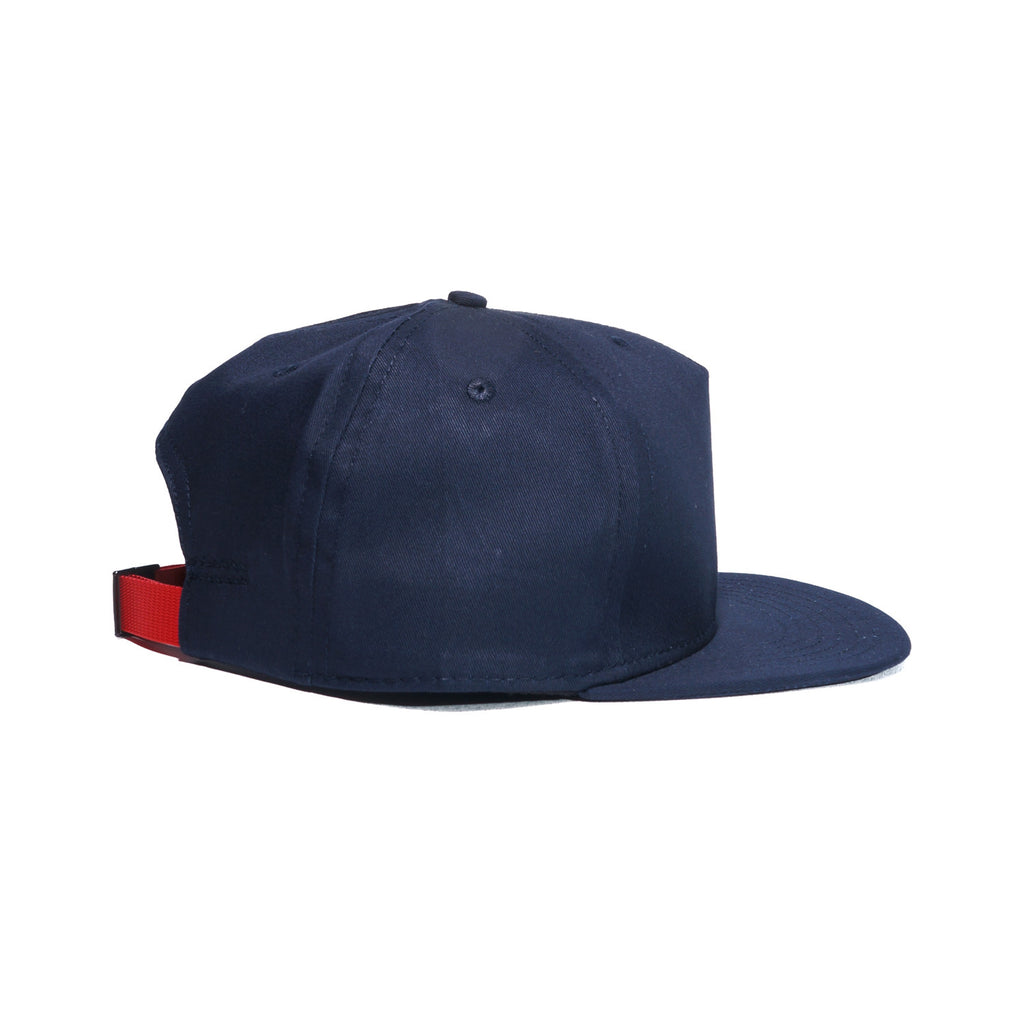Navy Organic Cotton Twill Farm Cap