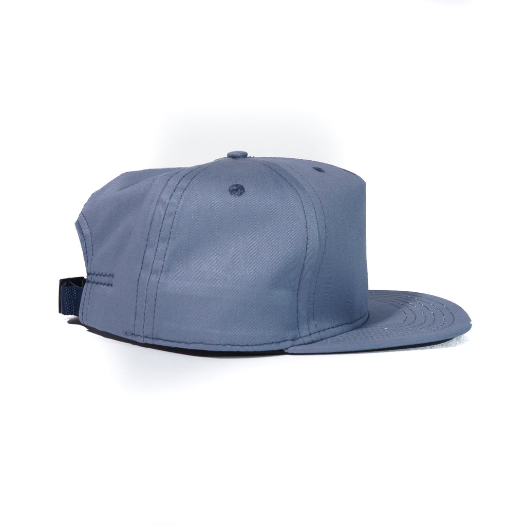 Slate Organic Cotton Twill Farm Cap