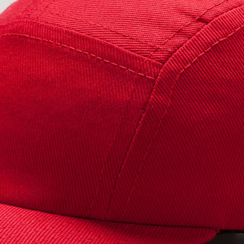 Red Camp Cap Youth