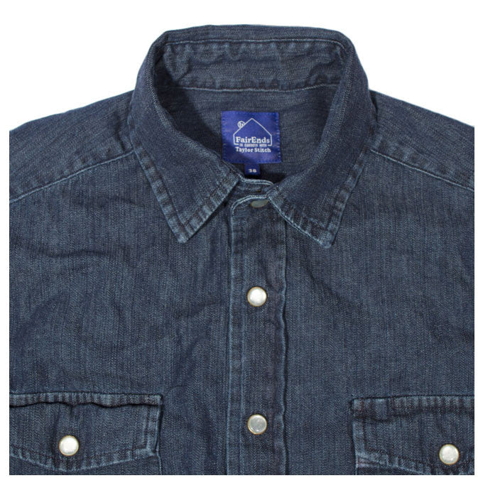 Dark Denim Glacier Shirt