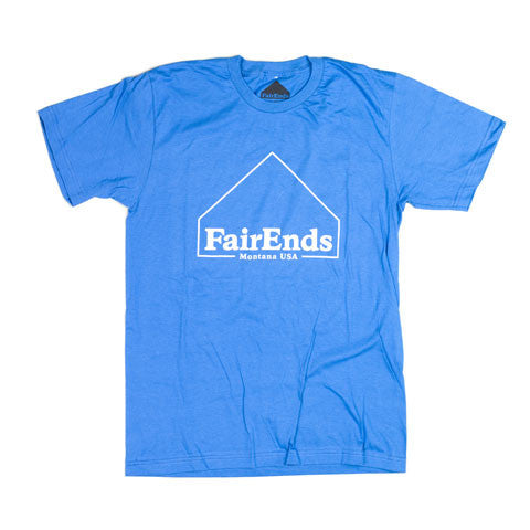 Royal Blue Logo Shirt