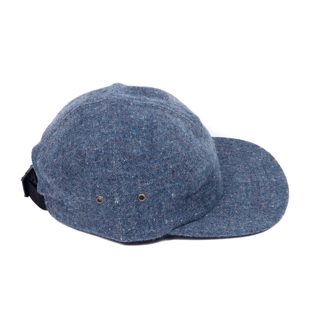 Cadet Flannel Camp Cap