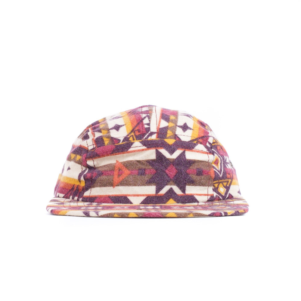 Diamond Bar Red Kids Camp Cap