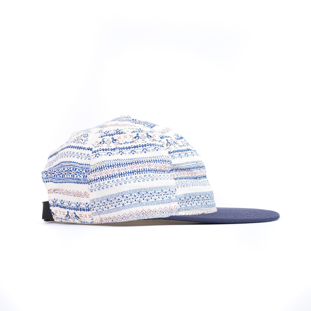 Blue Shaker Ball Cap