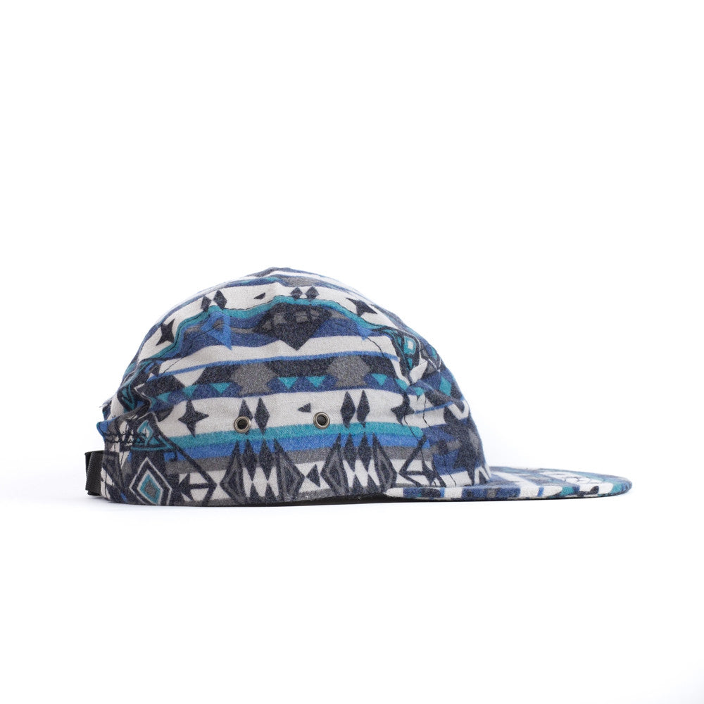 Diamond Bar Blue Camp Cap