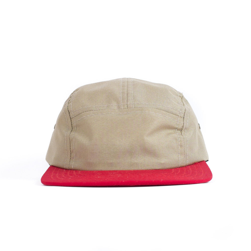 Khaki FairEnds-Tex Camp Cap