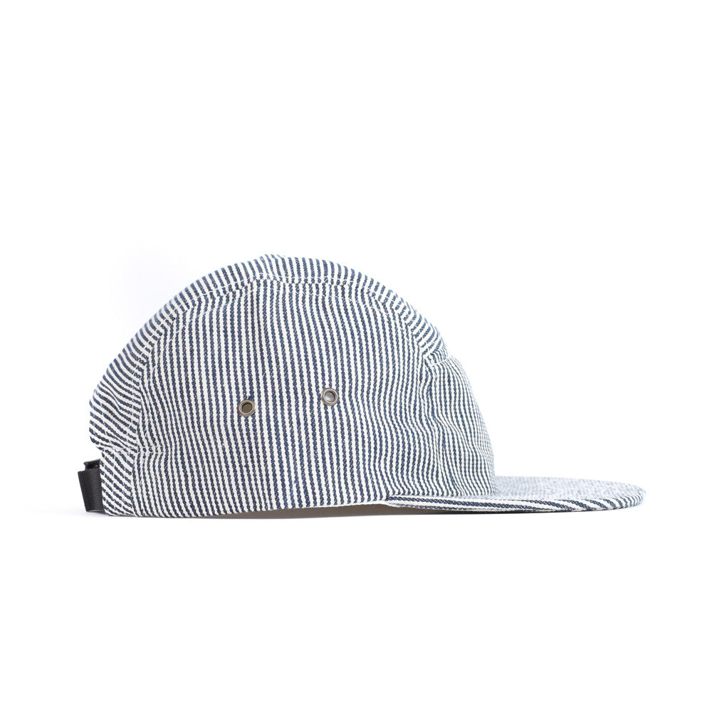 Blue Hickory Camp Cap