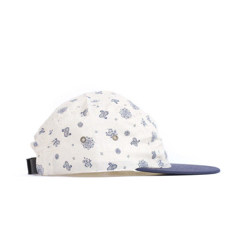 Paisley Day Camp Cap