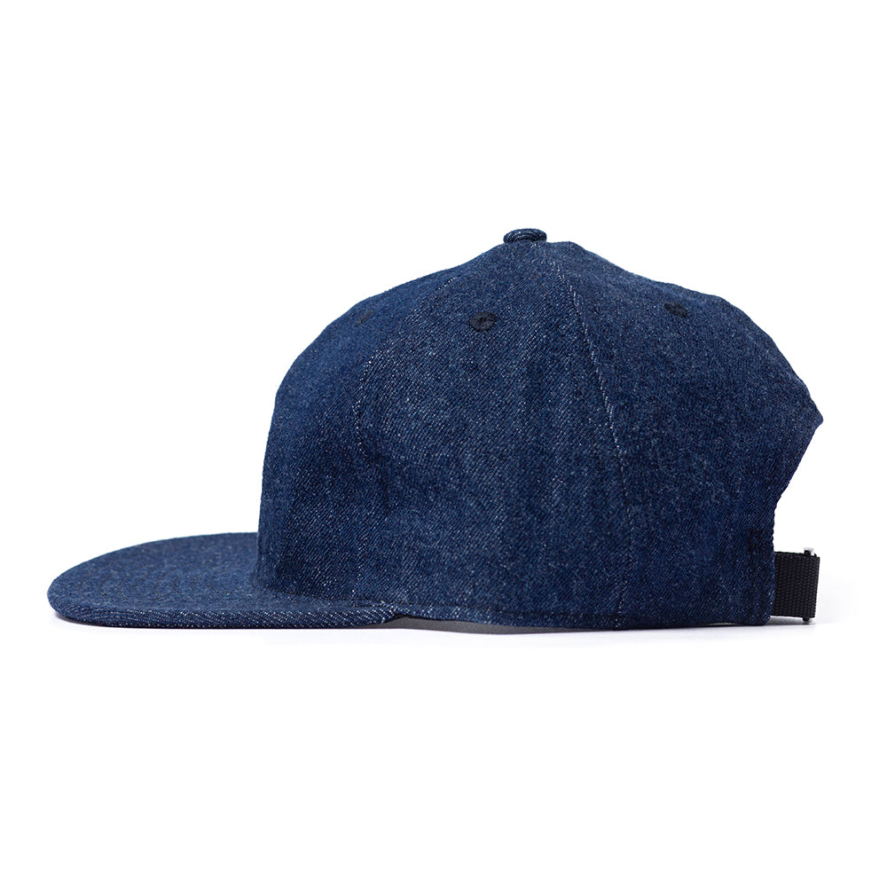 Dark Denim Logo Ball Cap