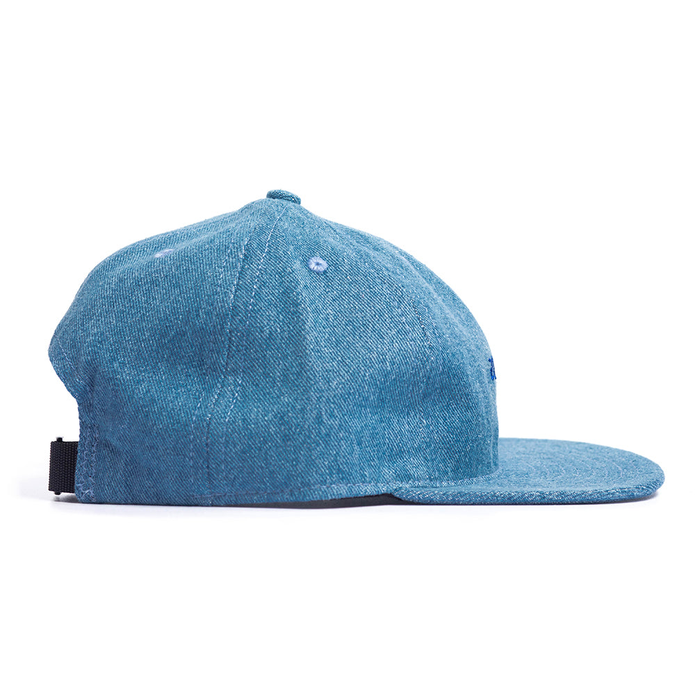 Light Denim Logo Ball Cap