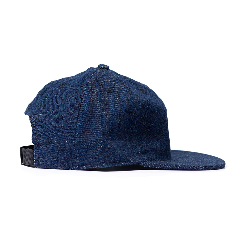 Dark Denim Ball Cap