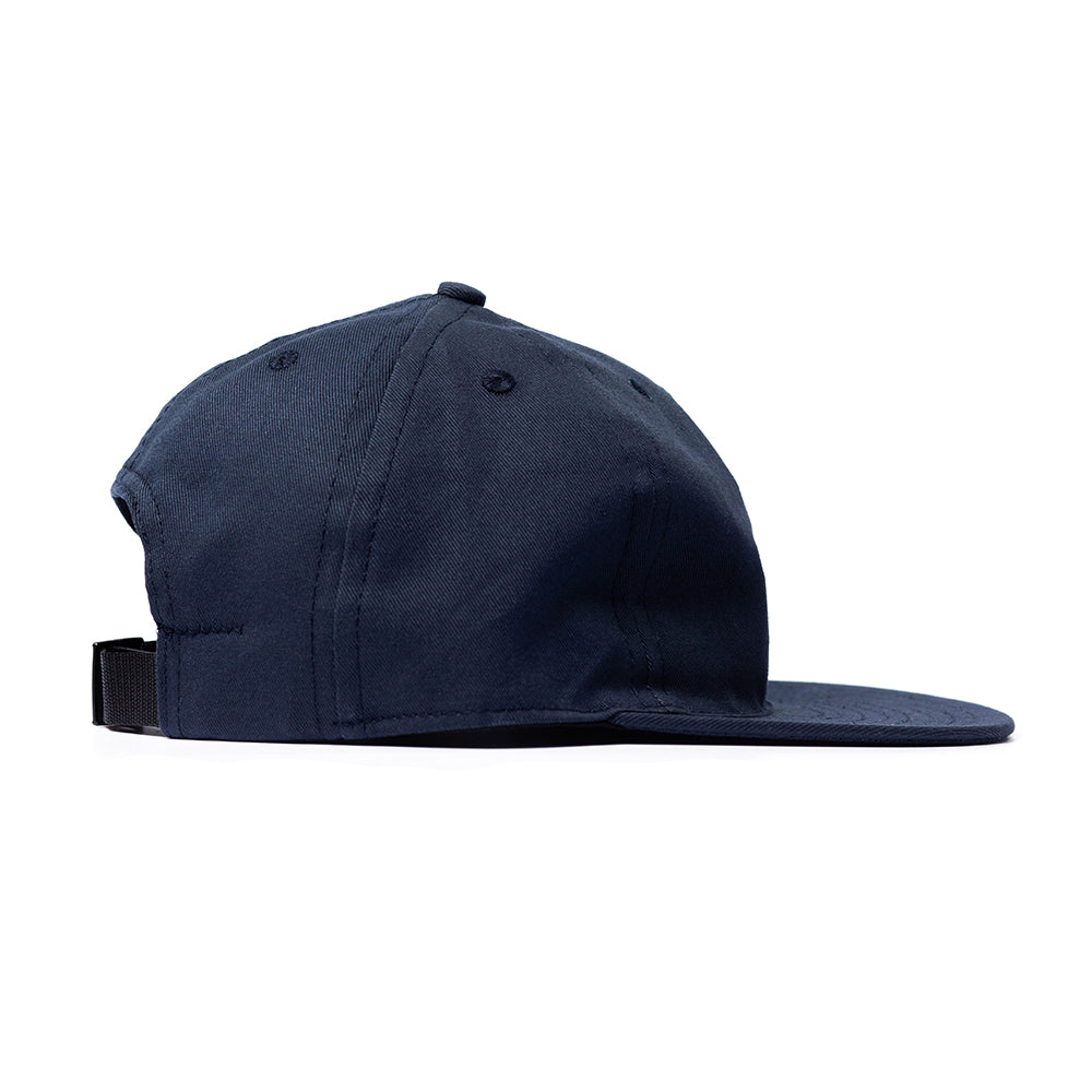 Navy Twill Logo Ball Cap