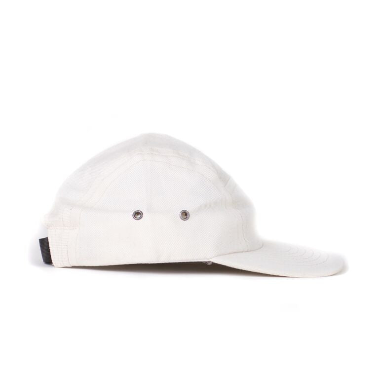 Natural Twill Kids Camp Cap