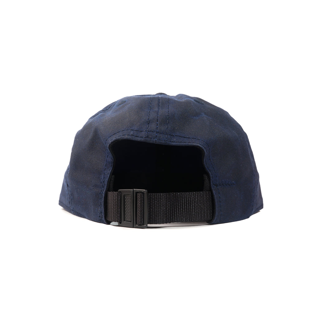 FairEnds — Navy Waxed Cotton Ball Cap 04f60794a1a9