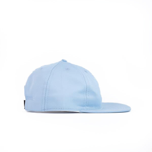 Light Blue Cotton Twill Ball Cap