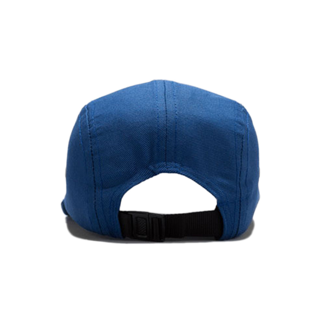 Royal Blue Camp Cap Youth