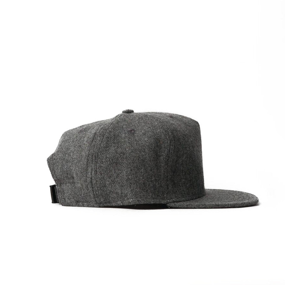 Grey Flannel Farm Cap