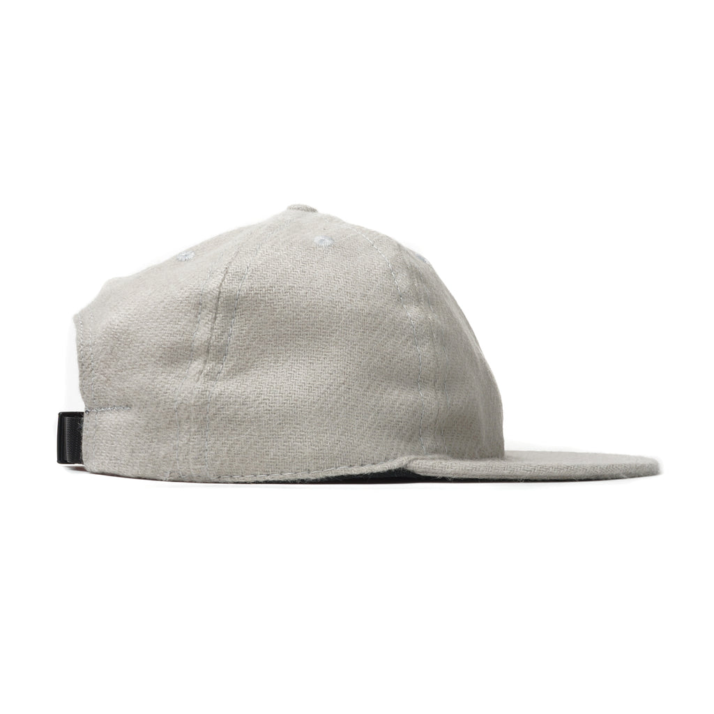 Kodiak Grey Flannel Ball Cap