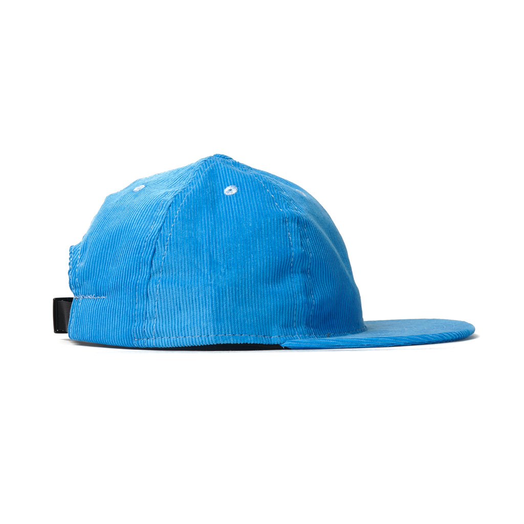 Light Blue Corduroy Ball Cap