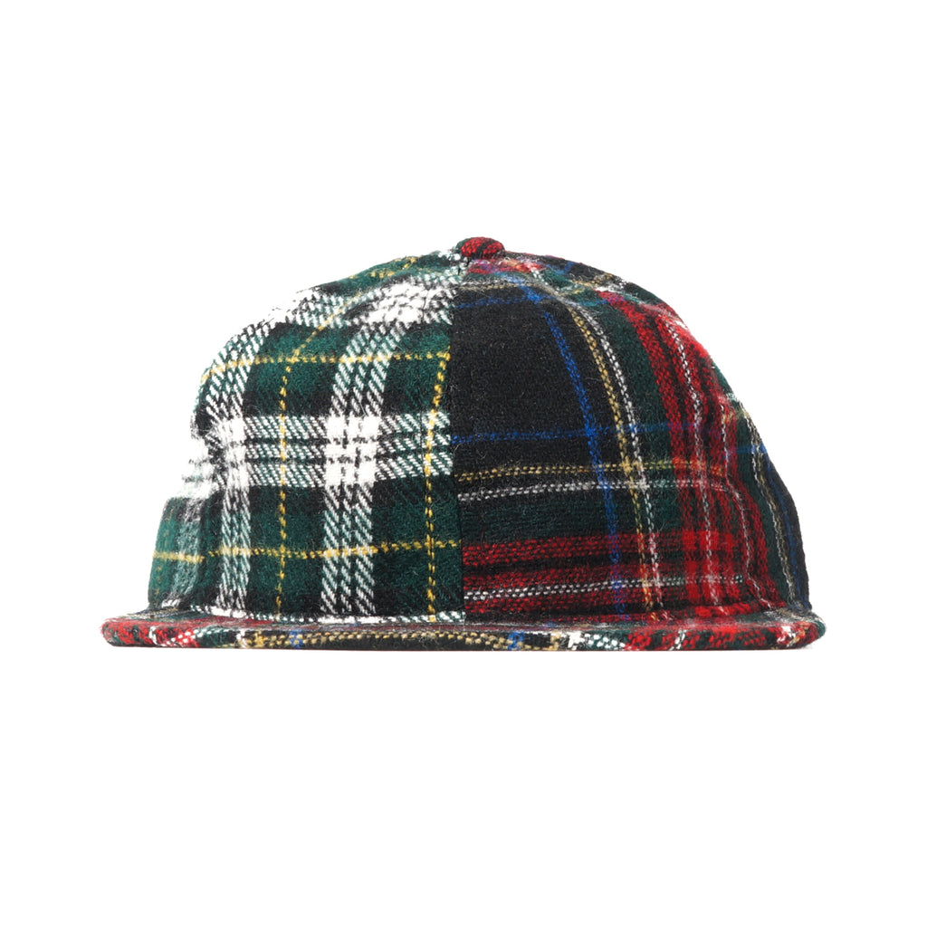 The 50/50 Plaid Ball Cap