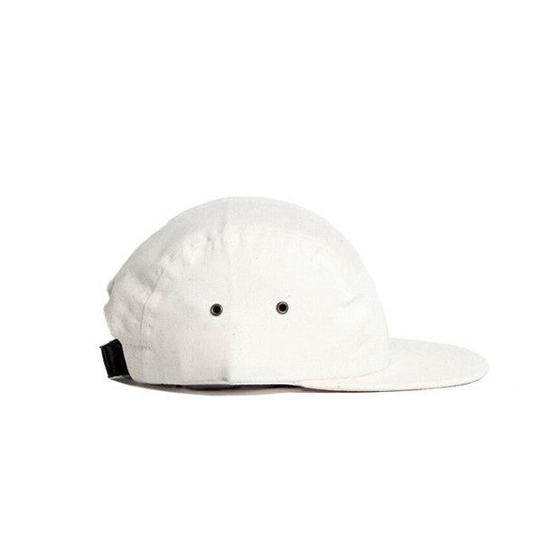 Natural Cotton Twill Camp Cap