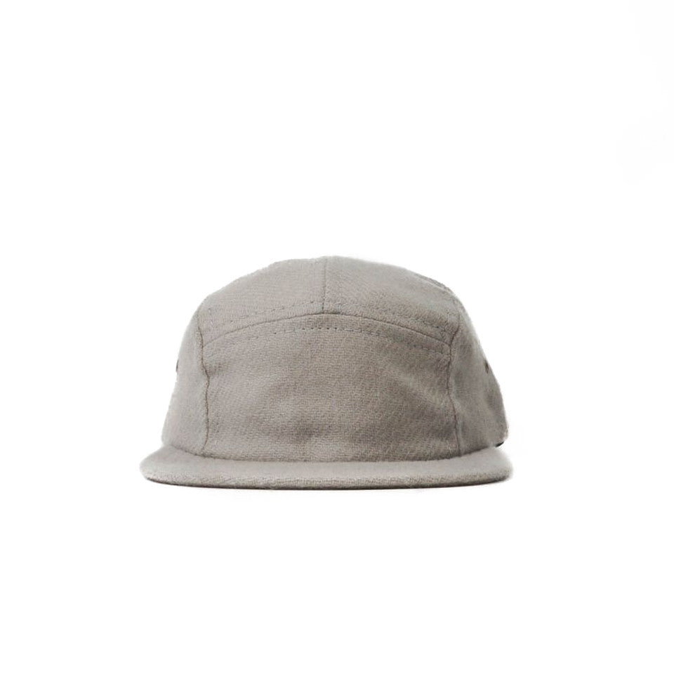 Kodiak Grey Flannel Camp Cap