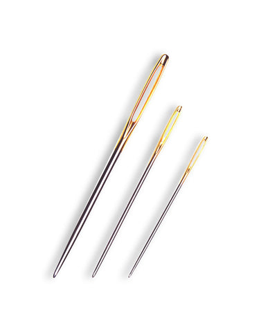 yarn darning needles (set of 3)