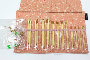 interchangeable circular needles set A