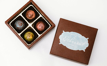 Dark Chocolate Meltaway Truffles